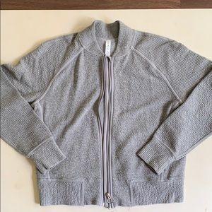 Lululemon Athletica Bomber Jacket so 8